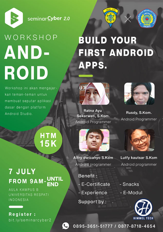 Workshop-android